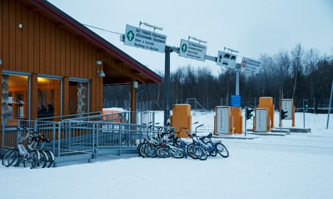 Migrant flow halted at Norway's Russia border