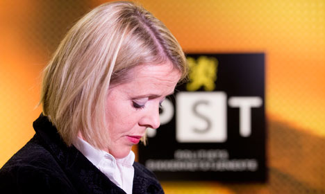 Terror threat to Norway has dropped 'slightly'