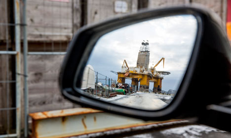 How Norway's oil wealth will fend off hard times