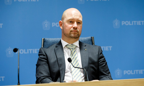 Norway wants to confiscate foreign fighters' passports