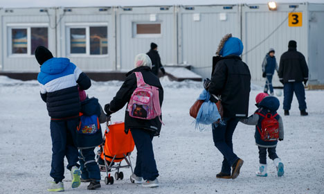 Norway to send up to 5,000 refugees to EU