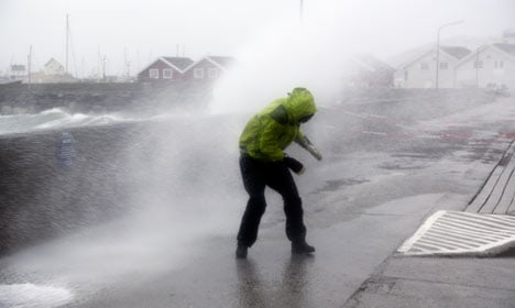 Norway braces for wrath of mighty storm Tor