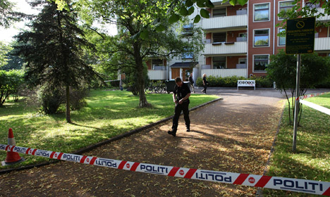 Brit tried to kill Oslo neighbour over home repairs