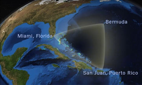 Have Norway scientists solved Bermuda Triangle mystery?