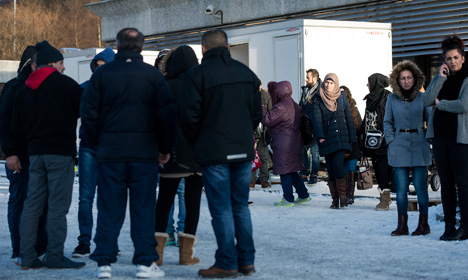 Memo: Norway 'not mentally prepared' for refugees' impact