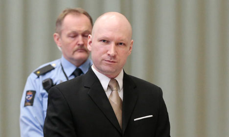 Breivik says he'll fight 'to the death' for Nazism