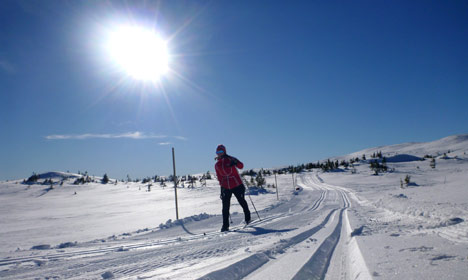 Future snowless winters will cost Norway dearly