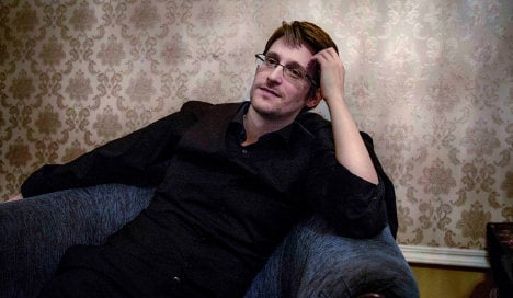 Snowden sues Norway to avoid extradition during visit