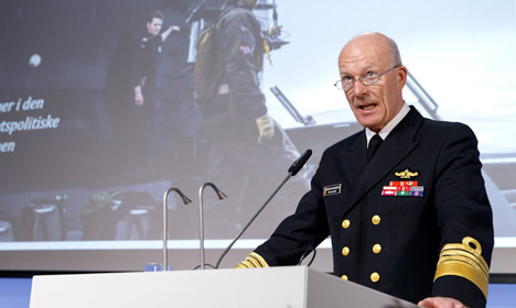 Norway 'not prepared' for military attack