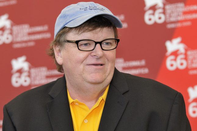 Michael Moore 'invades' Norway in latest film