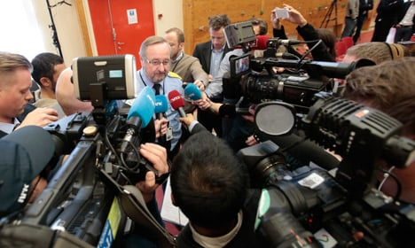 Norway 'almost flawless' for press freedom