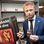Norway backs plain packets for cigarettes