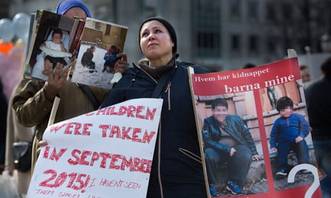 Child welfare or 'kidnapping'? Parental anguish in Norway