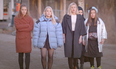 Hit Norway TV show too risqué for foreign audiences