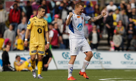 Norway's Riise calls time on football career
