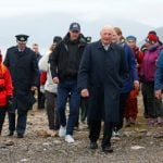 Norway's royals apologize after old lady knocked over