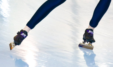 Young girls 'smuggled into Norway as speed skaters'