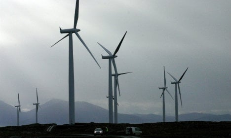 Google teams up with Norway's largest wind park