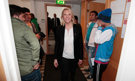Migrant numbers plunge as Norway now 'less attractive'