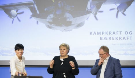 Norway boosts defence against Russia threat