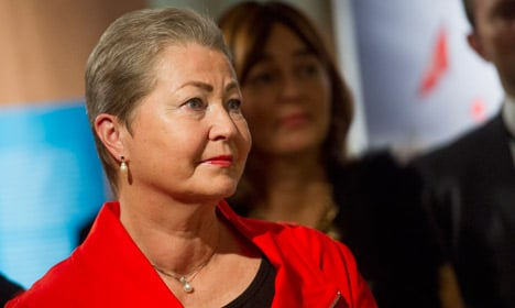 Meet the most powerful woman in Norway