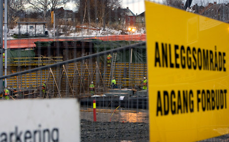 Record number of foreign workers leave Norway