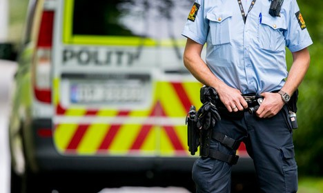 Man who fired on Norway police used starter's gun