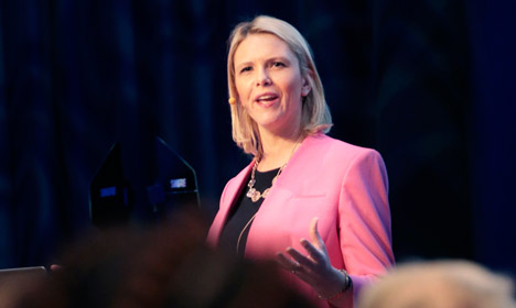 Norway's hard-line integration minister might quit
