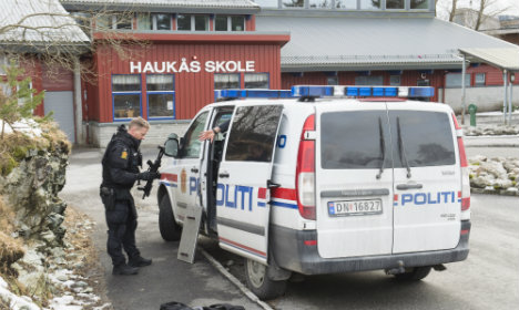 Norway teachers to be given shooting response training