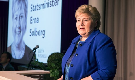 Norway PM: No deal with Britain until Brexit finalized