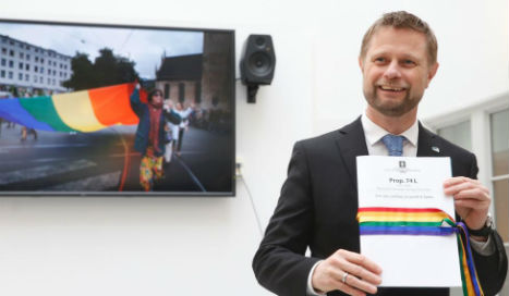 Nearly 200 apply to change gender under new Norway law
