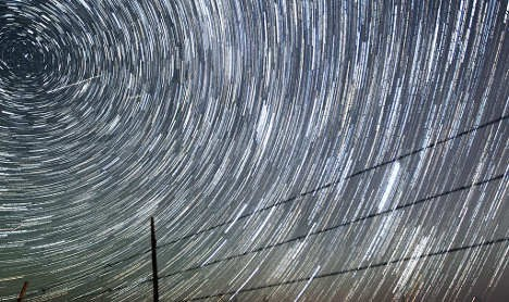 Top tips for watching the meteor shower in Norway