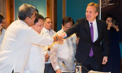 Five things to know about the Philippine peace talks in Oslo