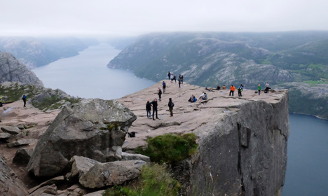 Scenes for next Star Wars film could be filmed in Norway