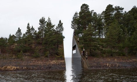 Norway offers to scrap contentious Utøya memorial