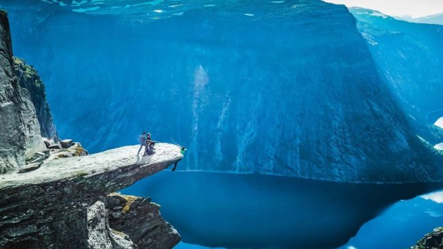 New 'idiotic' trend feared at Norway's Trolltunga