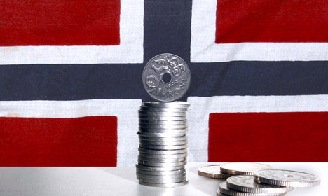 Norway runs deficit for first time in over 20 years