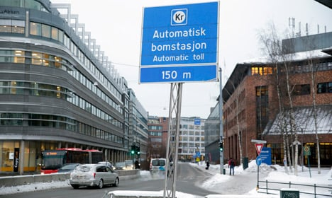 Oslo to hit drivers' wallets to combat air pollution