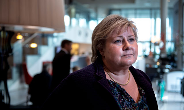 Did Norwegian police eavesdrop on nation's PM?