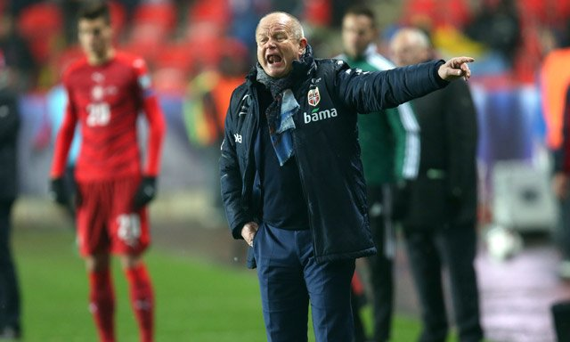Norway football coach quits over World Cup defeats