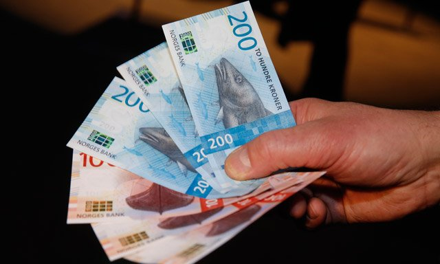 'World's most beautiful banknotes' debut in Norway