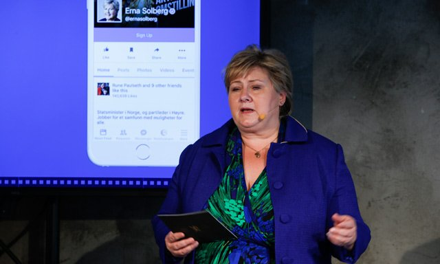 New claims of Facebook censorship in Norway
