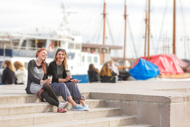 Norway's workers are among the happiest in the world