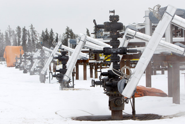 Norway's Statoil exits oil sands projects in Canada