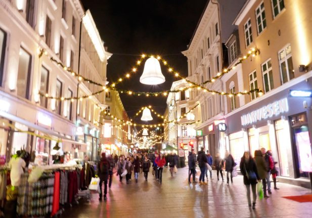 Here's how much Norwegians spent on Christmas
