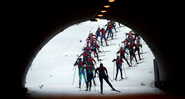 Biathlon: Norway joins calls for Russia doping action