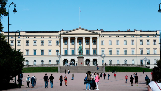 Man sentenced for threatening Norwegian royals and PM