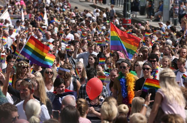 Why Norway is the best country for LGBT workers