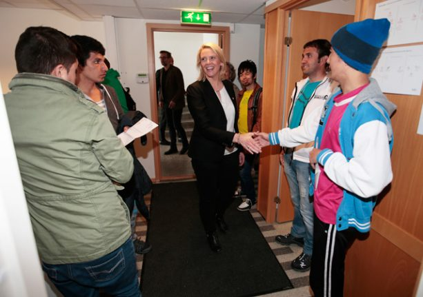 Record deportation figures weren't enough for Norway