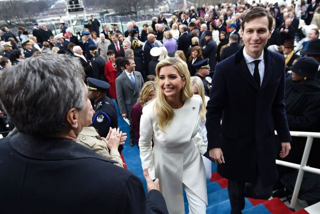 Norwegian newspaper apologizes for calling Trump's son-in-law 'the Jew'
